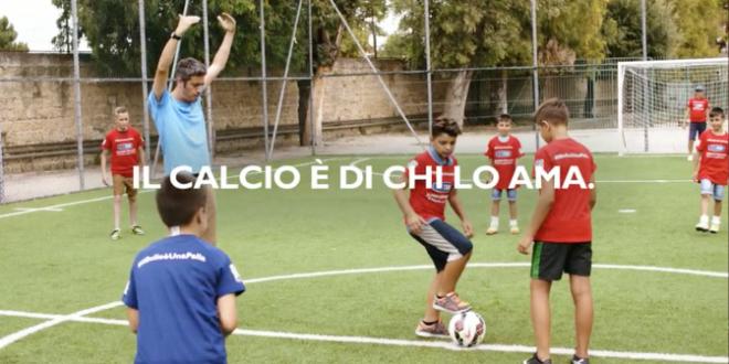 Serie A TIM: al via le nuove sigle con Pif e i ragazzi della Junior TIM Cup