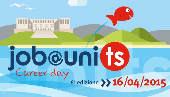Ritorna Job@UniTS, career day dell'Università di Trieste, giovedì 16 aprile