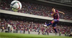 FIFA 16 all'E3