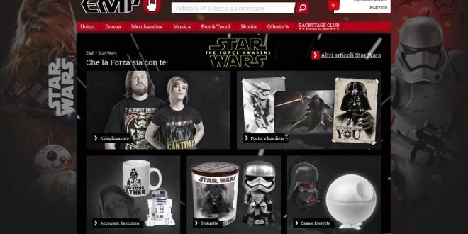 EMP Star Wars