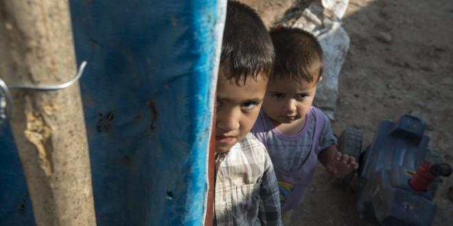 povertà infantile