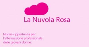 nuvola rosa microsoft