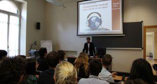 Master in Comunicazione Musicale all'Università Cattolica di Milano