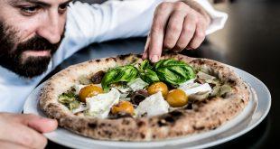 La pizza di Halloween arriva da I Dodici Gatti In Galleria a Milano