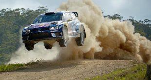 Rally di Australia