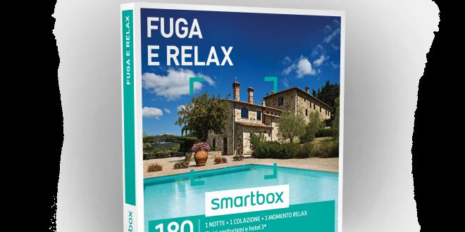Cofanetto Smartbox Fuga e relax