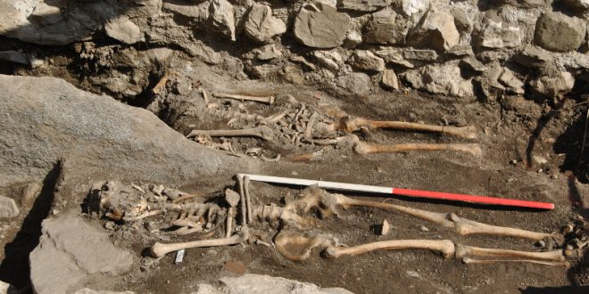 scavi archeologici varese