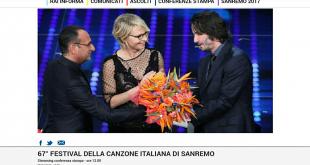 Sanremo 2017, cosa vedremo in tv giovedì 9