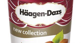 Gelati Häagen-Dazs, nuovo gusto alla nocciola