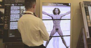 Costruire le macchine di Leonardo da Vinci e scoprire l'Uomo Vitruviano animato
