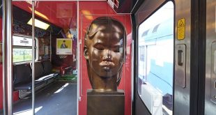 Il treno SNCF delle arti e le civiltà