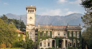 Villa Erba, le stanze di Luchino Visconti