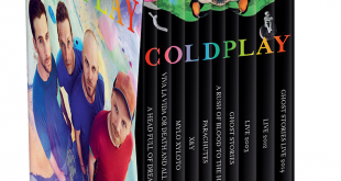 discografia completa dei Coldplay