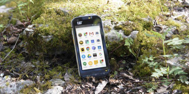 Cat S60, lo smartphone tough ideale per gli sport estivi