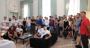 Premiazione atleti CUS di Udine