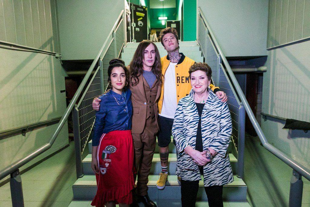 X Factor 11, in giuria Fedez, Levante, Mara Maionchi e Manuel Agnelli