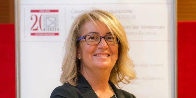 Loredana Luzzi è stata eletta Rettore e Direttore Generale dell'Università di Milano-Bicocca