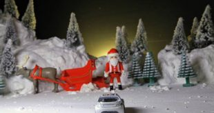 Il nuovo stop motion natalizio di Ford torna per far vivere tantissime avventure diverse: si chiama Snowkarma il sesto video della saga