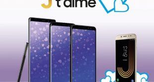 Festeggia San Valentino con Samsung