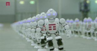 1.372 RobotTIM ballano nel nuovo spot
