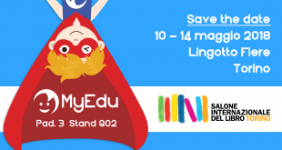 La scuola digitale al Salone del Libro con MyEdu