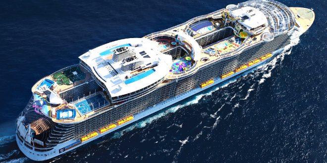 Dieci cose sorprendenti sulla nave da crociera più grande del mondo