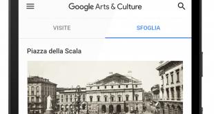 Un viaggio nel tempo con Touring Club Italiano e Google Arts&Culture