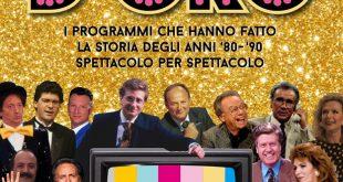 """Da domani in libreria """"Una TV tutta d'oro, i programmi e i protagonisti che hanno fatto la storia degli anni 80-90"""""""