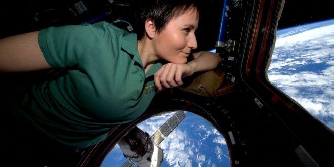 Space Jump, incontro con Samantha Cristoforetti