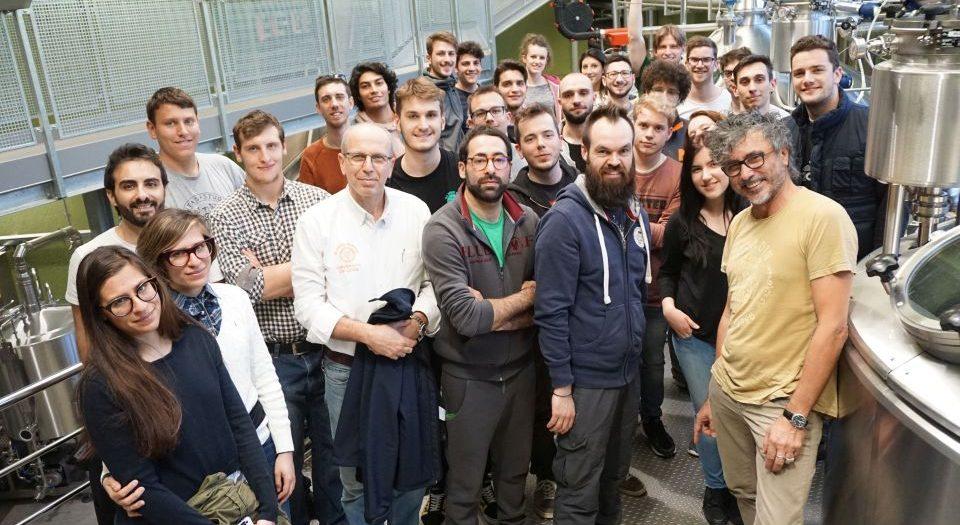 Nasce laBirra dell'Università di Udine prodotta dagli studenti