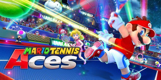 Mario Tennis Aces sarà online gratuitamente