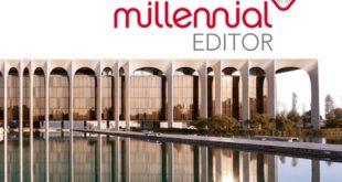 Millennial Editor
