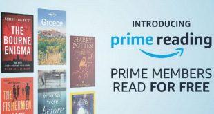 Prime Reading, il nuovo servizio dedicato ai clienti Amazon Prime