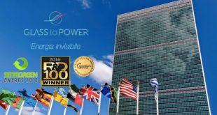 La finestra intelligente di Glass to Power raccoglie 800 mila euro in 5 giorni