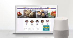 Giallozafferano dà voce alle ricette anche su Google Home