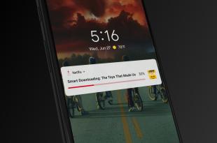 Netflix presenta Smart Downloads