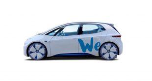 La Volkswagen offrirà servizi di car sharing a zero emissioni