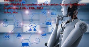 A Udine il prestigioso convegno sulla Robotica