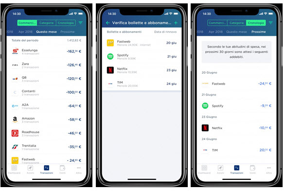 Yolt, la piattaforma di smart money, si espande in Italia