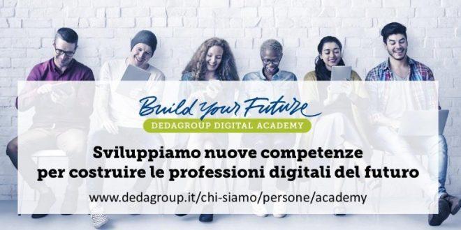 DEDAGROUP RAFFORZA IL PROGRAMMA DIGITAL ACADEMY 2018