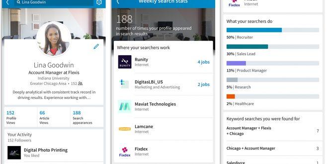 LinkedIn annuncia nuove funzionalità per LinkedIn Job Search