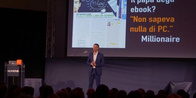 """Giacomo Bruno, il papà degli e-books: """"Se volete diventare scrittori dovete diventare dei maghi del marketing online."""""""