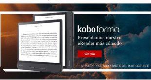 Rakuten Kobo annuncia il nuovo Kobo Forma