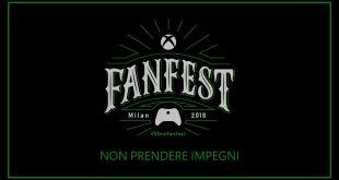 La prima Xbox FanFest arriva in Italia