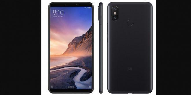 Xiaomi annuncia Mi Max 3