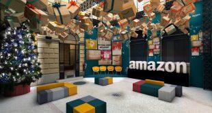 Dal 16 al 26 novembre per lo shopping pre-natalizio Sony dà appuntamento agli utenti a Milano presso il primo pop-up store di Amazon in Italia