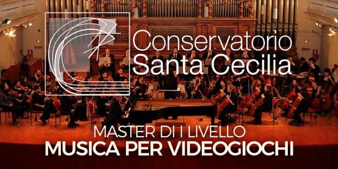 MASTER IN MUSICA PER VIDEOGIOCHI: IL 10 NOVEMBRE OPEN DAY