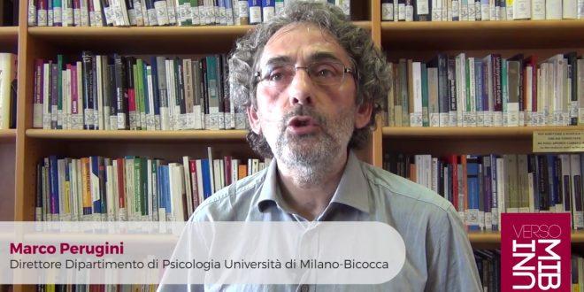 Marco Perugini riceve il dottorato di ricerca honoris causa