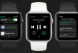 Ecco la nuova app Spotify per Apple Watch