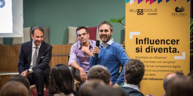 Presentata a Milano Buzzoole Influencer Academy